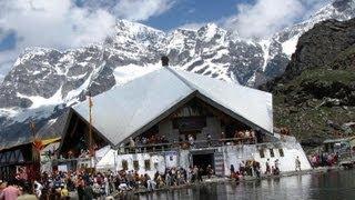 Sri Hemkunt Sahib Yatra - Garhwal Himalayas, Uttarakhand