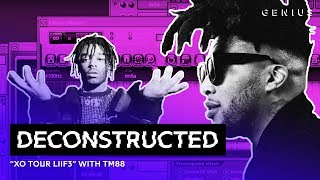 "The Making Of Lil Uzi Vert's ""XO TOUR Llif3"" With TM88 