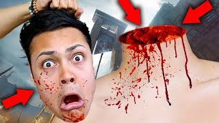 I GOT MY HEAD CHOPPED OFF !!! (What Remains of Edith Finch ENDING)
