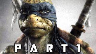 Teenage Mutant Ninja Turtles Mutants in Manhattan Walkthrough Gameplay Part 1 - Bebop (TMNT)