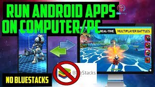 How to Run Android Apps on Your Windows PC | No Bluestacks