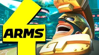 ARMS Grand Prix - Part 4 - The Commissioner