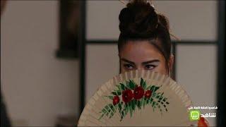 #موسم_الكرز   غيرت فتون من شكلها من أجل حبيبها إياد واختارت أن الرومانسية على الطريقة الصينية