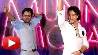 Nawazuddin Siddiqui REACTS On Dancing With Tiger Shroff For The First TIme In Munna Michael
