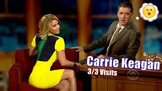 Carrie Keagan - Trying Not To Look At Your Breasts - 3/3 Visits In Chron. Order [720-1080]