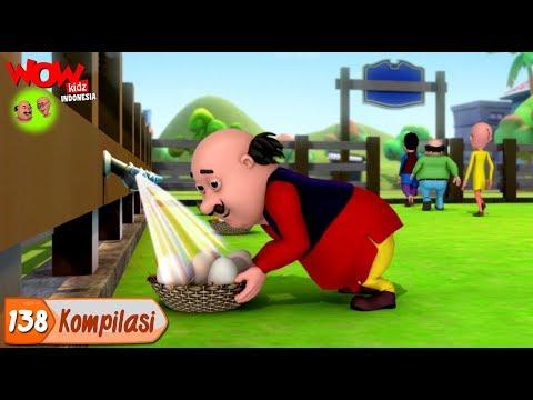 Xxx Mp4 Motu Patlu Dalam Bahasa 3D Animasi Kartun Untuk Anak Anak Kompilasi 138 WowKidz Indonesia 3gp Sex