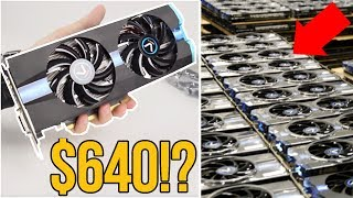 Why You Should NOT Build a Gaming PC Right Now (ft. Ethereum Mining)