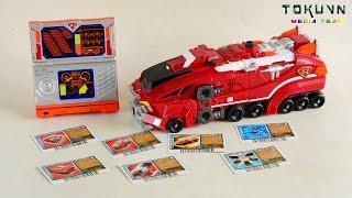 [TMT][379] DX Rescue Striker & Commander! Takara Tomy TOMICA HERO Rescue Force!トミカヒーロー レスキューフォース