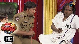 BulletBhaskarSunamiSudhakarPerformance | Jabardsth | 11th May 2017 | ETV  Telugu