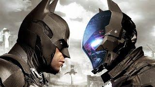 Batman Arkham Knight The 'Full Movie'【TRUE HD】
