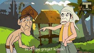 Seberapa Greget Kamu (Amongken Greget Caine) Versi Bali - Kartun Lucu