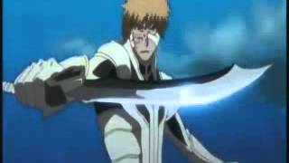 Ichigo Fullbring Getsuga Tenshou