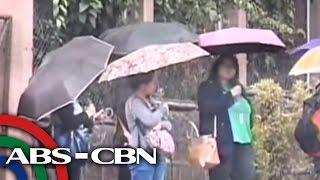 UKG: Ilang bahagi ng Baguio City, inulan ng yelo