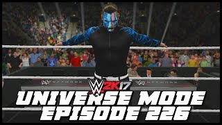 WWE 2K17 | Universe Mode - 'FASTLANE PPV!' (PART 1) | #226