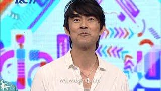 Pemain Satria Garuda BIMA X dan Mr. Tetsuo Kurata Hadir di dahSyat