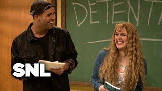 Poetry Teacher - Saturday Night Live