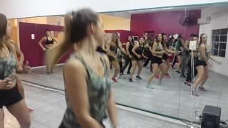 Bumbum de metralhadora - MC Japão - coreo fitdance - Paula Amoedo