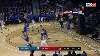 Quarter 3 One Box Video :Hawks Vs. Mavericks, 10/11/2017