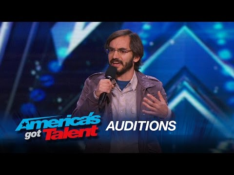Comedians Attempt to Make the Judges Laugh - America's Got Talent 2015