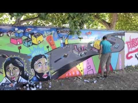Xxx Mp4 Langa Graffiti Artwork April 2015 3gp Sex