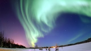 Polar Nights & Northern Lights. Natural wonders and life  in Murmansk Region with James Brown