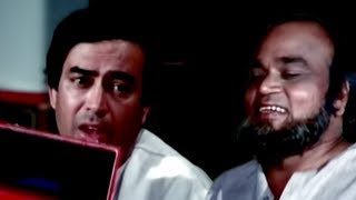 Jewellery shop comedy scene - Angoor - Sanjeev Kumar