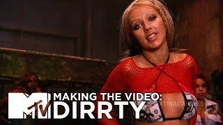 Christina Aguilera - Making The Video: Dirrty (HD)