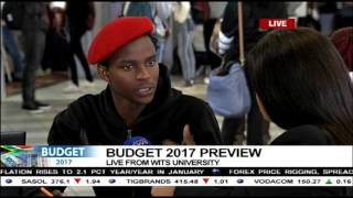 What students expect from budget speech