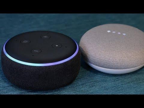 Xxx Mp4 Google Home Mini Vs Amazon Echo Dot 3 Who Wins Now 3gp Sex