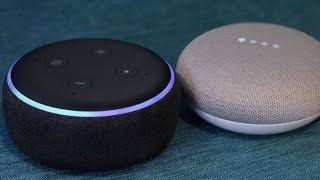 Google Home Mini vs Amazon Echo Dot 3 - Who Wins now?