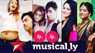 Star jalsha and zeebangla Serial Actress Musically part 3 | trina saha | ditipriya roy | rezwan