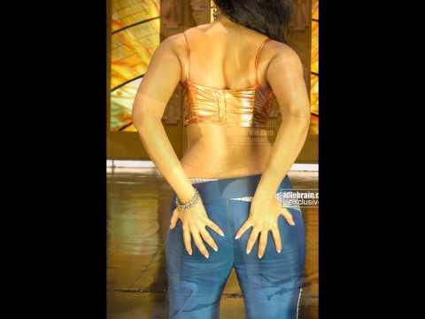 Hot anushka .....Undesinable Back Show...Its Great