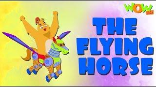 The Flying Horse - Eena Meena Deeka - Non Dialogue Episode #67
