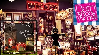 Bath and Body Works Halloween BOO Wicked 2017