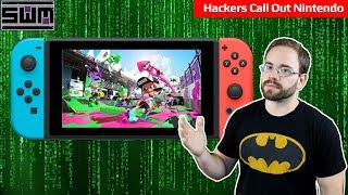 Someone Hacked Their Way To The Top Of Splatoon 2...To Call Out Nintendo | News Wave Extra