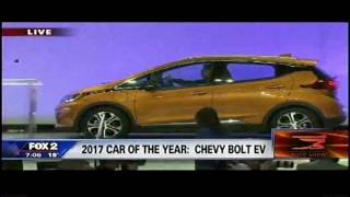 2017 North American Car Truck & Utility of the Year - LIVE News Coverage