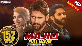 Majili Hindi Dubbed Full Movie (2020) | New Released Hindi Movie | NagaChaitanya, Samantha