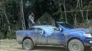 4x4 Off Road Sarawak 2017