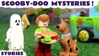 Scooby Doo LEGO Stop Motion Toy Story Game with Cars Minions Thomas & Friends Mystery Compilation
