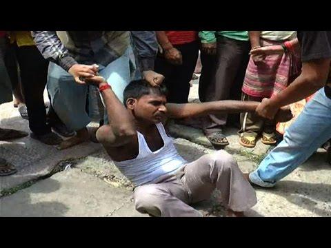Eve teaser brutally thrashed in Bengal