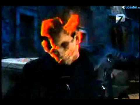 Ghost rider el vengador fantasma Película latino tvazteca Domingo 12 08 2012 Parte 9