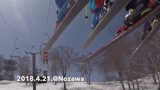 2018-19 ski test  (Atomic/Salomon)