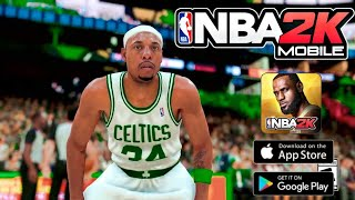 NBA 2K Mobile Basketball - Download Now - Android / iOS   Ultra High Graphic game