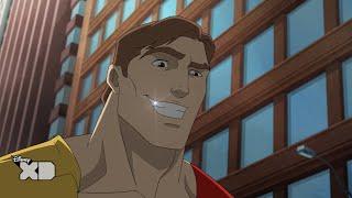 Avengers Assemble - Squadron Supreme - Official Disney XD UK HD