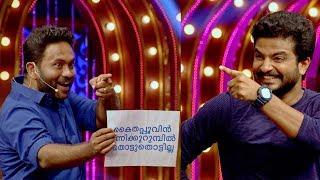 Comedy Super Nite - 3 with Aju Varghese & Neeraj Madhav - Part 02│Flowers│Ep# 13