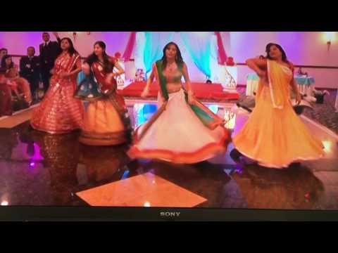 Girlz Dance - Monica Baby shower