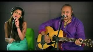 Teri Neendon Mein - Live@Saavn with Lesle Lewis and Raka Ghosh