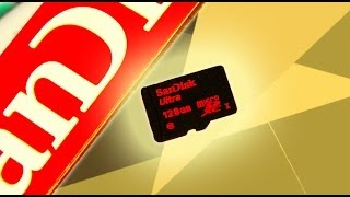 128GB Micro SD Card! Can Your Smartphone Take IT?