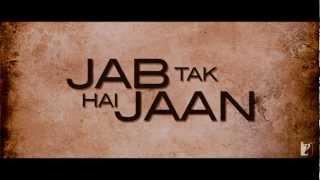 Jab Tak Hai Jaan-Official Trailer -*ing Shah Rukh Khan, Katrina Kaif and Anushka Sharma