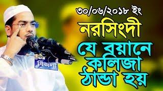 30/06/2018 ইং। মাওলানা হাফীজুর রহমান ছিদ্দীক (কুয়াকাটা)। বাংলা ওয়াজ 2018।